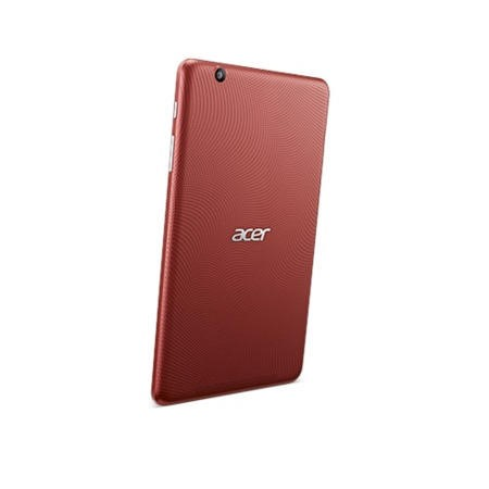 Acer Iconia One 8 B1-810 Intel Quad Core 1GB 16GB HD Android 4.4 Tablet in Red