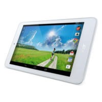 "Refurbished Acer Iconia One 7"" 16GB Tablet in White"