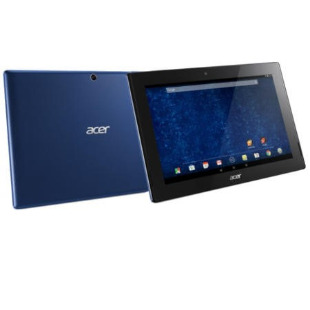 "ACER Iconia Tab 10.1""A3-A30 Intel Atom  Z3735F Quad Core Up to 1.83Ghz 2GB 32GB AC WiFi NFC2MP Webcam + 5MP Camera Black/Dark Blue Android 5.0 Lollipop"