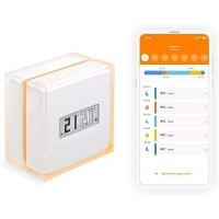 Netatmo Smart Boiler Thermostat - works with Google Assistant & Alexa