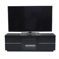 "UK-CF New Tokyo TV Cabinet for up to 65"" TVs - Black"