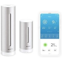 Netatmo Weather Station with Wireless Outdoor Sensor