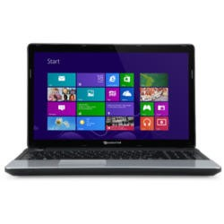 Refurbished GRADE A1 - As new but box opened Acer E1-571 Core i5 4GB 500GB Windows 8 Laptop in Back