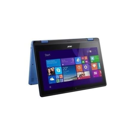 77446036/1/NX.G10EK.018 GRADE A1 - Acer Aspire R 11 R3-131T-C5X7 Intel Celeron N3060 4GB 32GB 11.6 Inch Windows 10 Touchscreen Convertible Laptop - Blue