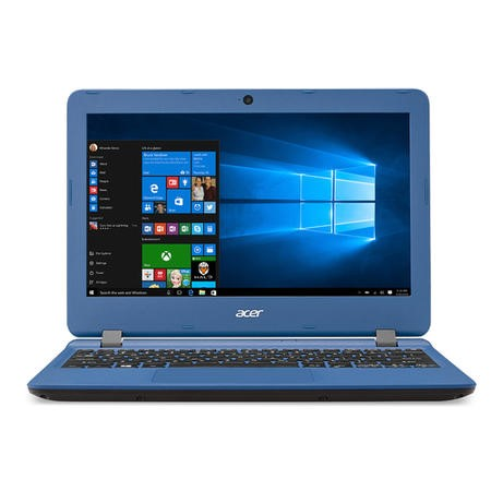 NX.GHLEK.009 Acer Aspire ES1-132 Intel Celeron N3350 2GB 32GB eMMC 11.6 Inch Windows10 Laptop in Blue