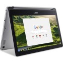 NX.GL4EK.003 Acer CB5-312T MediaTek M8173C 4GB 64GB 13 Inch Full HD Chrome OS 2-in-1 Chromebook