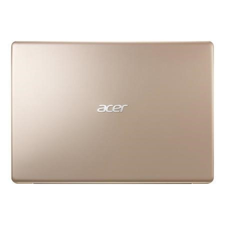 Acer Swift Pentium N4200 4GB 128GB SSD 13.3 Inch Windows 10 Laptop in Gold