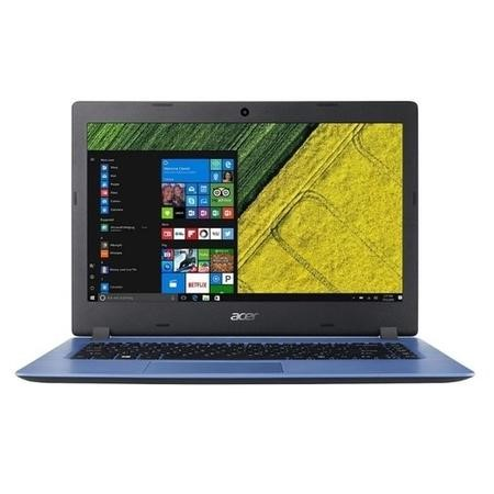 77454769/1/NX.GQ9EK.006 GRADE A1 - Acer Aspire Intel Celeron N3350 4GB 64GB 14 Inch Windows 10 Laptop in Blue