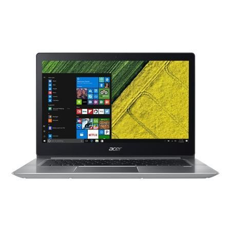 NX.GQGEK.002 Acer Swift SF314-52 Core i7-8550U 8GB 256GB SSD 14 Inch Windows 10 Laptop