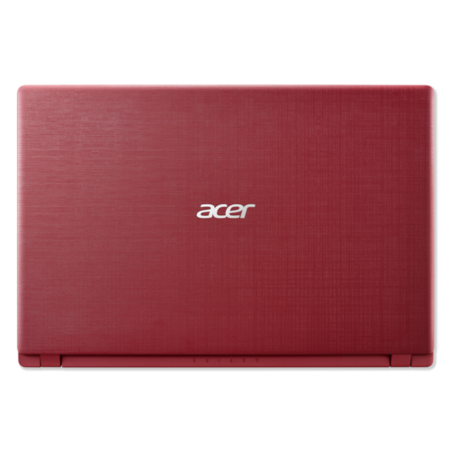 Acer Aspire A315-51 Core i3-6006U 4GB 1TB 15.6 Inch Windows 10 Laptop in Red