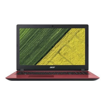 A1/NX.GS5EK.002 Refurbished Acer Aspire A315-51 Core i3-6006U 8GB 1TB 15.6 Inch Windows 10 Laptop in Red