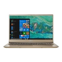 Acer Swift 3 SF315-52 Core i7-8550U 8GB 256GB SSD 15.6 Inch Windows 10 Home Laptop - Gold