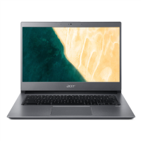 Acer Chromebook 714-1W-390Y Core i3-8130U 8GB 128GB 14 Inch Chrome OS - Steel Grey