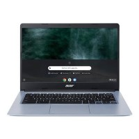 Acer Chromebook 3 Intel Celeron N4020 4GB 64GB 14 Inch Chrome OS - Silver