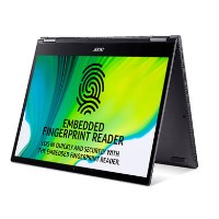 Acer Spin 5 SP513-54N Core i5-1035G4 8GB 512GB SSD 13.5 Inch Touchscreen Windows 10 2-in-1 Convertible Laptop