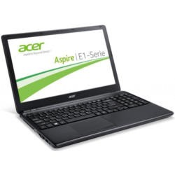 Acer Aspire E1-522 Quad Core 4GB 1TB Windows 8.1 Laptop in Black