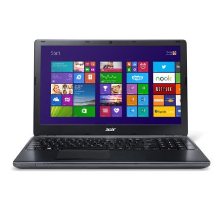 GRADE A1 - As new but box opened - Acer Aspire E1-572 4th Gen Core i5 4GB 750GB Windows 8.1 Laptop