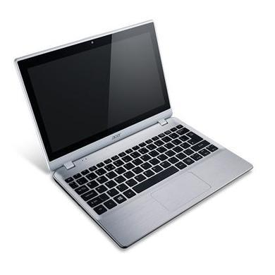 Refurbished Grade A1 Acer Aspire V5-122P Silver Quad Core 4GB 500GB Windows 8.1 Touchscreen Laptop
