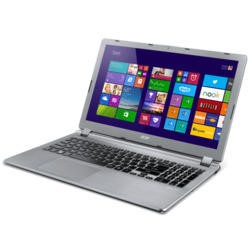 Refurbished Grade A1 Acer Aspire V5-573 4th Gen Core i5 4GB 1TB Windows 8.1 Laptop in Silver