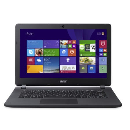 "Refurbished Acer Aspire E5-571 Intel Core i7-5500U 2.4GHz 4GB 500GB DVDSM 15.6"" Windows 8.1 Laptop in Black"