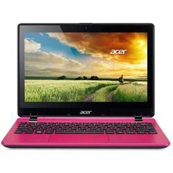 "Refurbished Acer Aspire V3-111P Celeron N2830 2.16GHz 4GB 500GB Windows 8.1 11.6"" Touchscreen Laptop in Pink"