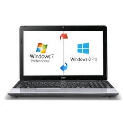 GRADE A1 - As new but box opened - Acer TravelMate P253 Core i3 4GB 500GB Windows 7 Pro Laptop With Windows 8 Pro Upgrade