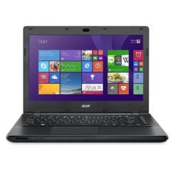 "ACER TM P246-M 14"" Core i3-4005U 4GB 500GB UMA DVDRW Windows 7/8.1 Pro fessional"