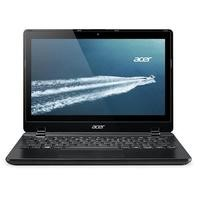 "Acer TravelMate B116-M-P5LW Pentium N3700 / 1.6 GHz 4GB 500GB Windows 10 Home 11.6""  laptop"
