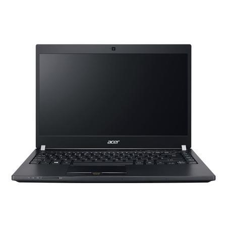 NX.VCKEK.027 Acer TravelMate P648 Core i5-6200U 8GB 256GB SSD 14 Inch Windows 10 Professional Laptop