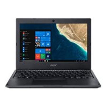 NX.VHSEK.004 Acer TravelMate B118-M Intel Pentium N5000 4GB 64GB 11.6 Inch Windows 10 Pro Touchscreen Laptop