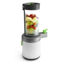 NutriMagiQ 2 in 1 Health Blender - Create Delicious Smoothies and Juices