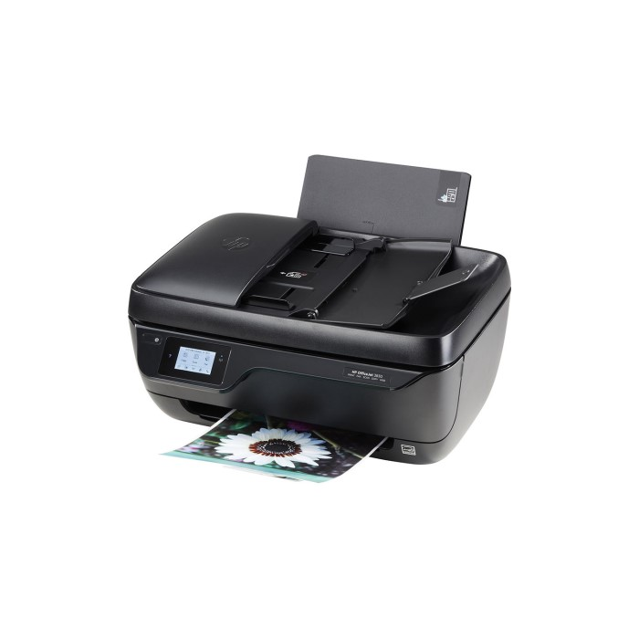 eebeb9b25 Ex Display HP OfficeJet 3830 A4 All In One Wireless Inkjet Colour Printer  Without Ink Cartriges