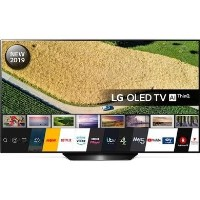 "Open box Grade A1 - LG OLED65B9 65"" 4K Ultra HD Smart HDR OLED TV with Dolby Vision and Dolby Atmos"