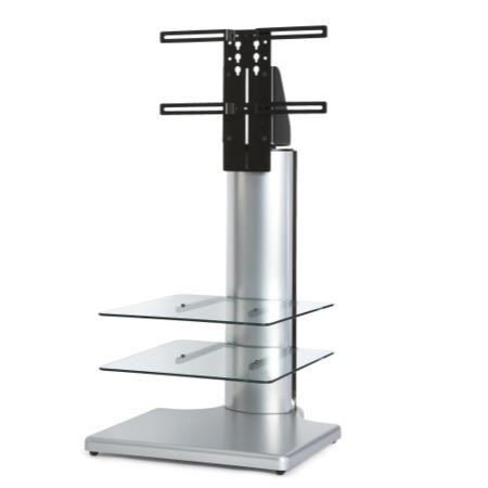 "Off The Wall Origin II S1 TV Stand for up to 32"" TVs - Silver"