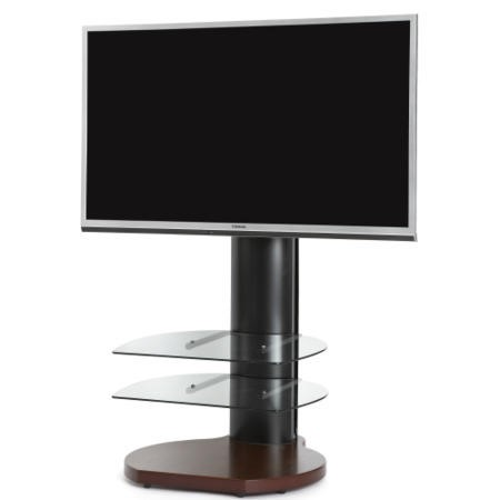 Off The Wall Origin II S3 Walnut TV Stand - Up To 32 inch