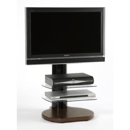 Off The Wall ORI S4 WAL Origin Walnut TV Stand - Up To 52 inch