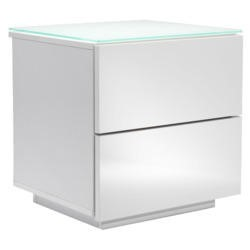 UK-CF Oslo Drawer White Storage Unit