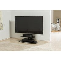Alphason OSMB800/2-S Osmium Black TV Stand