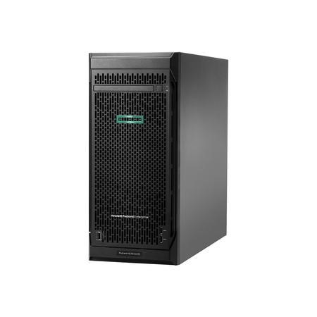 P03684-425 HPE ProLiant ML110-Gen10 Xeon Silver 4108 - 1.7GHz 8GB No HDD - Tower Server