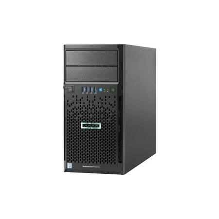 HPE ML30 Gen9 Xeon E3-1240v6 - 4.1GHz 16GB No HDD Tower Server