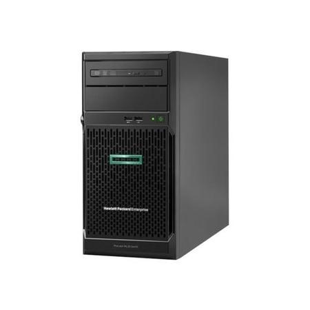 HPE ProLiant ML30 Gen10 - Xeon E-2124 3.3 GHz - 16GB - Tower Server