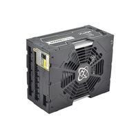 XFX P1-1250-BEFX ATX12V 1250W PSU 1250W 80 plus Gold Black MOdular Power SUpply Unit