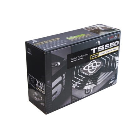 XFX TS Seires Bronze 550W Full Wired PSU