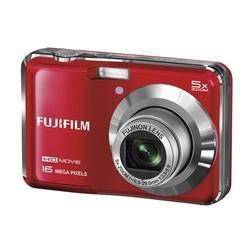 Ex Display - As new but box opened - Finepix AX650 16MP Digital Camera - Red