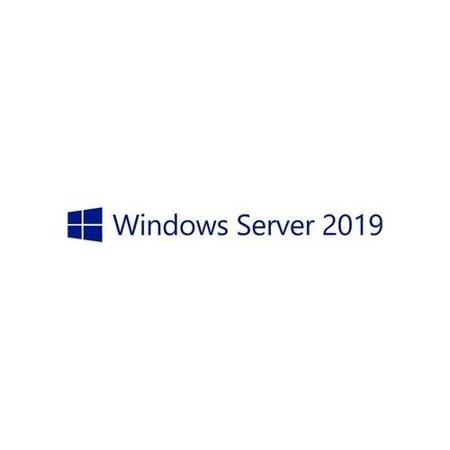 HPE Windows Server 2019 1 License Multilingual