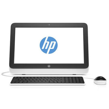 Hewlett Packard HP 20-r100na AMD E1-6015 4GB 1TB AMD Radeon R2 DVD-RW 20 Inch Windows 10 All In One