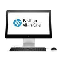 "Hewlett Packard HP Pavilion 27-n170na Core i7-4785T 8GB 2TB DVD-RW AMD Radeon R7 360 27"" Windows 10 All In One"