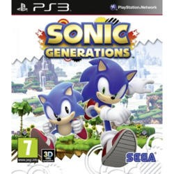 Playstation 3  - Sonic Generations