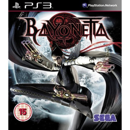 Playstation 3  - Bayonetta
