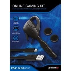 Gioteck Online Gaming Kit for Sony Playstation 4